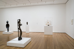 Giacometti and the Avant-Garde. Feb 3–Nov 14, 2006. 2 other works identified