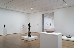 Giacometti and the Avant-Garde. Feb 3–Nov 14, 2006. 3 other works identified
