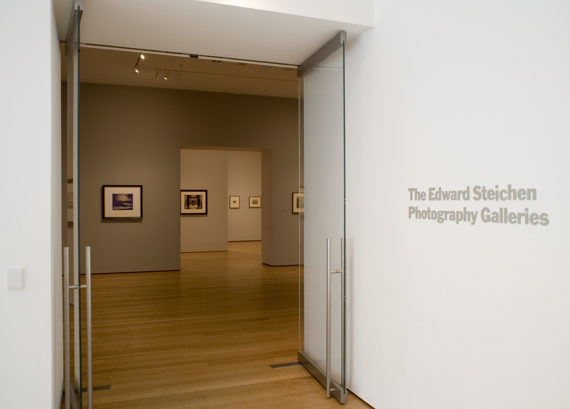 "Installation view of the exhibition, ""Photography Collection:  Rotation 4"" December 15, 2006–July 17, 2007. IN1988.1. Photograph by Thomas Griesel."