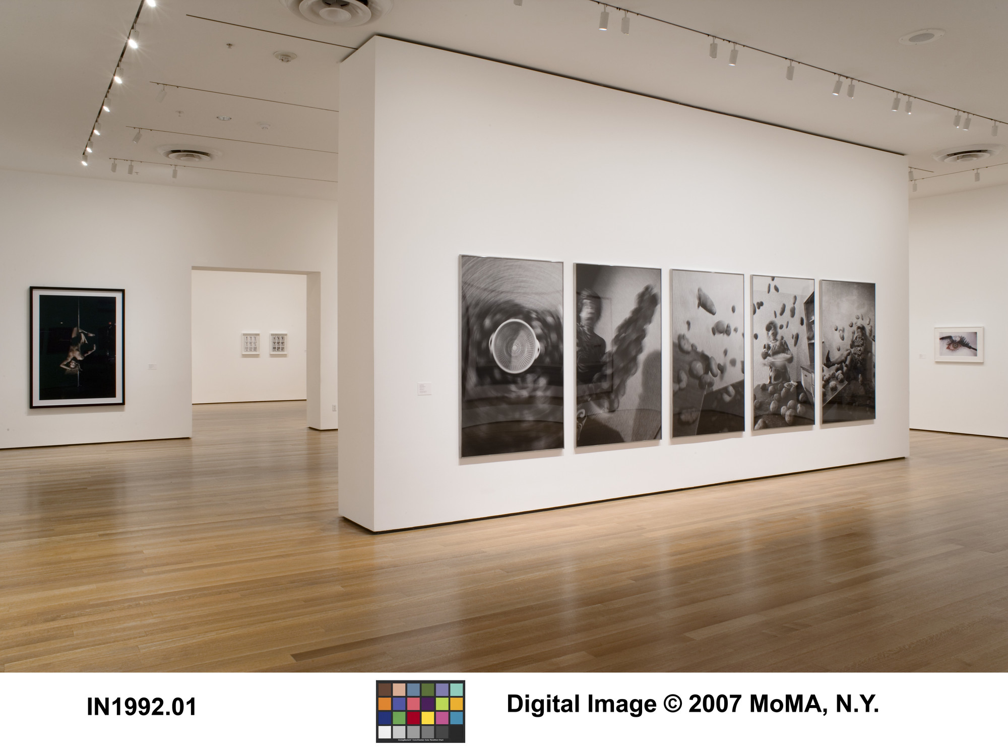 "Installation view of the exhibition, ""Photography Collection Rotation:  Menschel Gallery"" January 19, 2007–April 23, 2007. IN1992.1. Photograph by Thomas Griesel."