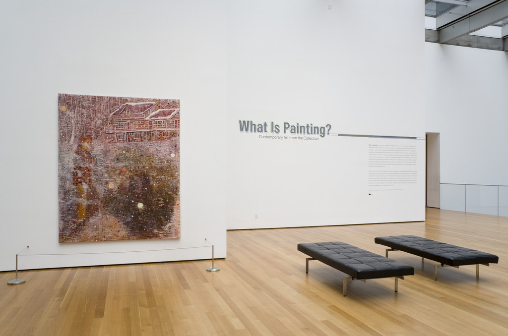 What Is Painting? Contemporary Art from the Collection | MoMA