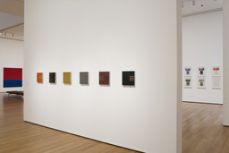 Color Chart: Reinventing Color, 1950 to Today. Mar 2–May 12, 2008. 5 other works identified