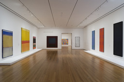Focus: Ad Reinhardt and Mark Rothko. Mar 7–Aug 3, 2008. 7 other works identified