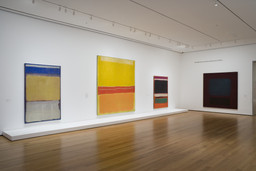 Focus: Ad Reinhardt and Mark Rothko. Mar 7–Aug 3, 2008. 3 other works identified