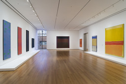 Focus: Ad Reinhardt and Mark Rothko. Mar 7–Aug 3, 2008. 6 other works identified