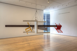 Bruce Nauman: White Anger, Red Danger, Yellow Peril, Black Death. Aug 22, 2012–Jun 23, 2013.