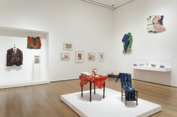 Claes Oldenburg: The Street and The Store / Mouse Museum and Ray Gun Wing. Apr 14–Aug 5, 2013.