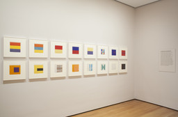Ellsworth Kelly: Chatham Series. May 23–Sep 8, 2013. 15 other works identified