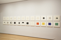 Ellsworth Kelly: Chatham Series. May 23–Sep 8, 2013. 23 other works identified