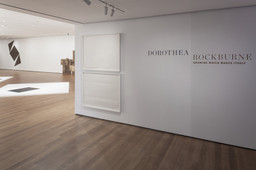 Dorothea Rockburne: Drawing Which Makes Itself. Sep 21, 2013–Feb 2, 2014. 2 other works identified