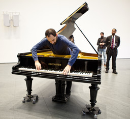 Performance 9: Allora & Calzadilla. Dec 8, 2010–Jan 10, 2011.