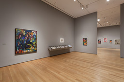 German Expressionism: The Graphic Impulse. Mar 27–Jul 11, 2011. 5 other works identified