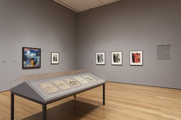 German Expressionism: The Graphic Impulse. Mar 27–Jul 11, 2011. 3 other works identified