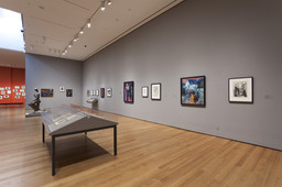German Expressionism: The Graphic Impulse. Mar 27–Jul 11, 2011. 7 other works identified