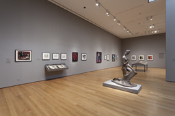 German Expressionism: The Graphic Impulse. Mar 27–Jul 11, 2011.