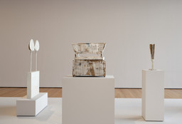 Cy Twombly: Sculpture. May 20, 2011–Jan 2, 2012. 2 other works identified