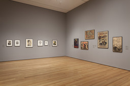 German Expressionism: The Graphic Impulse. Mar 27–Jul 11, 2011. 4 other works identified