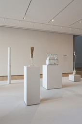 Cy Twombly: Sculpture. May 20, 2011–Jan 2, 2012. 3 other works identified