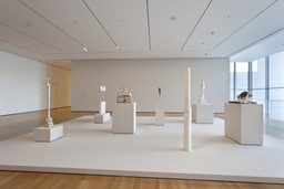 Cy Twombly: Sculpture. May 20, 2011–Jan 2, 2012. 6 other works identified