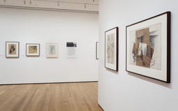 Gifted: Collectors and Drawings at MoMA, 1929–1983. Oct 19, 2011–Feb 12, 2012. 3 other works identified