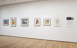 Gifted: Collectors and Drawings at MoMA, 1929–1983. Oct 19, 2011–Feb 12, 2012. 5 other works identified