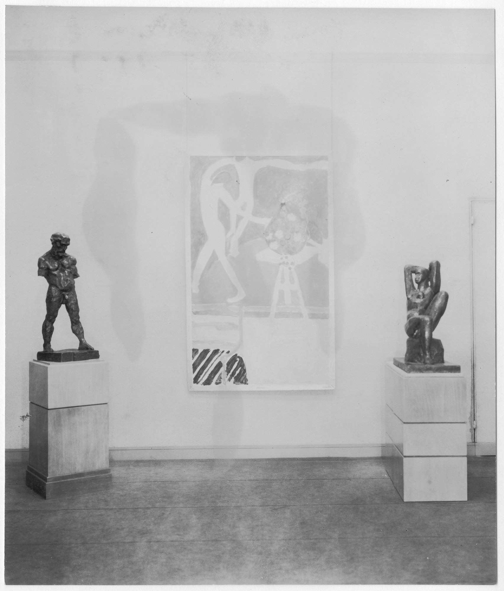 "Installation view of the exhibition, ""Henri Matisse."" November 3, 1931–December 6, 1931. Photographic Archive. The Museum of Modern Art Archives, New York. IN13.1. Photograph by Peter A. Juley."