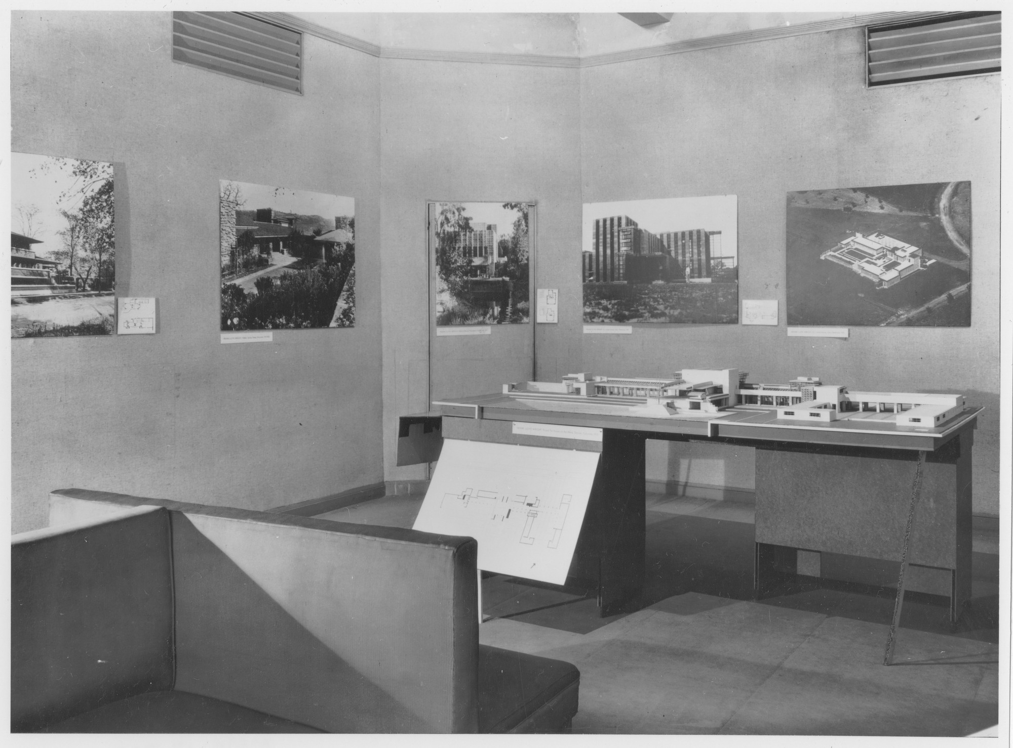 Modern Architecture Exhibition see moma's 1932 modern architecture: international exhibit for