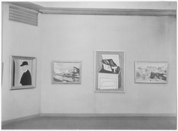 Painting and Sculpture by Living Americans. Dec 3, 1930–Jan 20, 1931.