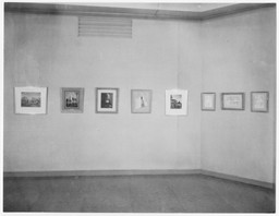 Memorial Exhibition: The Collection of the Late Lillie P. Bliss. May 17–Oct 6, 1931. 1 other work identified