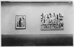 Cubism and Abstract Art. Mar 2–Apr 19, 1936.