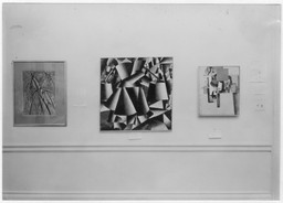 Cubism and Abstract Art. Mar 2–Apr 19, 1936. 2 other works identified