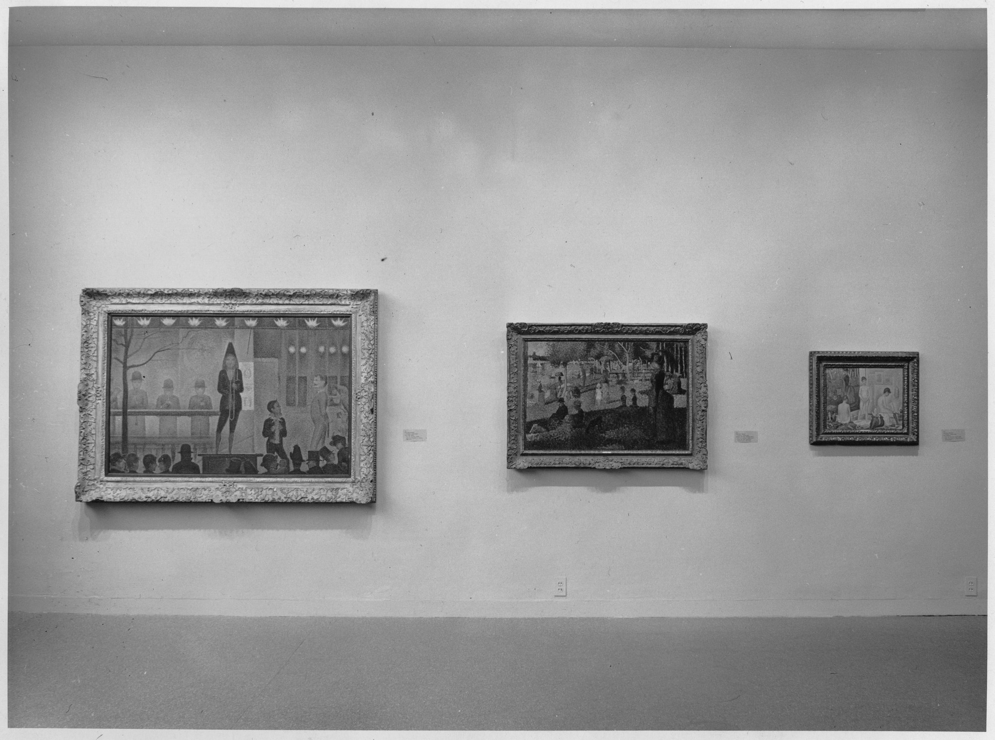 "Installation view of the exhibition, ""Painting, Sculpture, Prints,"" in the series, ""Art in Our Time:  10th Anniversary Exhibition."" May 10, 1939–September 30, 1939. Photographic Archive. The Museum of Modern Art Archives, New York. IN85.1. Photograph by Eliot Elisofon."