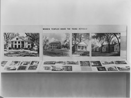 Three Centuries of American Architecture. Feb 15–Mar 15, 1939.