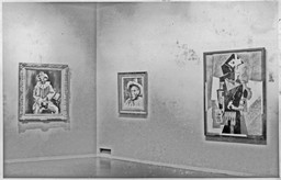 Picasso: Forty Years of His Art. Nov 15, 1939–Jan 7, 1940.