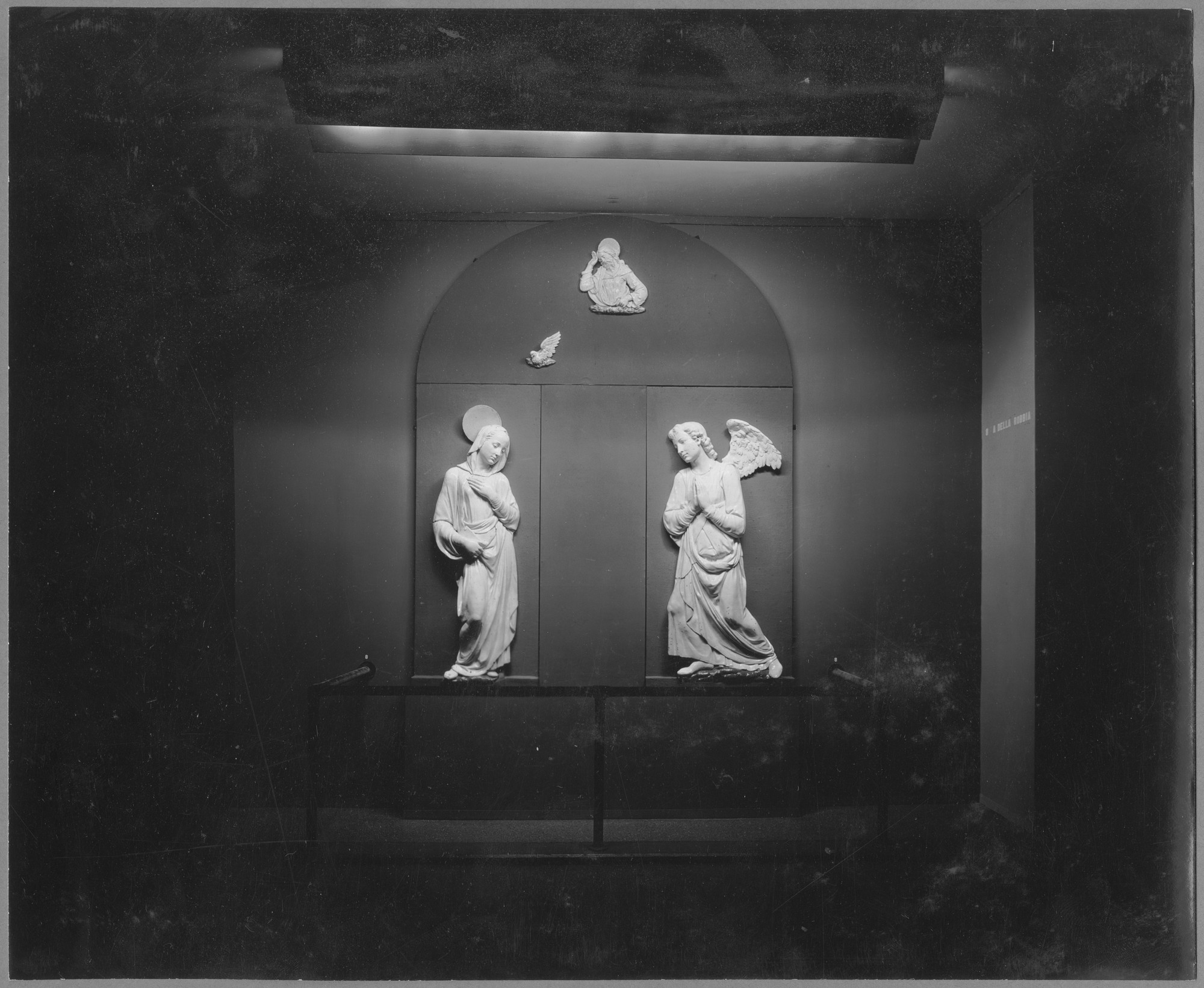 "Installation view of the exhibition, ""Italian Masters."" January 26, 1940–April 7, 1940. Photographic Archive. The Museum of Modern Art Archives, New York. IN98.1. Photograph by Soichi Sunami."