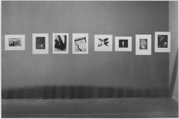 Sixty Photographs: A Survey of Camera Esthetics. Dec 31, 1940–Jan 12, 1941. 4 other works identified