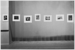 Sixty Photographs: A Survey of Camera Esthetics. Dec 31, 1940–Jan 12, 1941. 2 other works identified