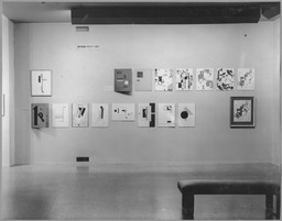 New Acquisitions and Extended Loans: Cubist and Abstract Art. Mar 25–May 3, 1942. 6 other works identified