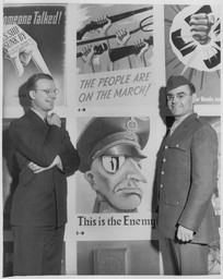 National War Poster Competition. Nov 25, 1942–Jan 3, 1943. 1 other work identified