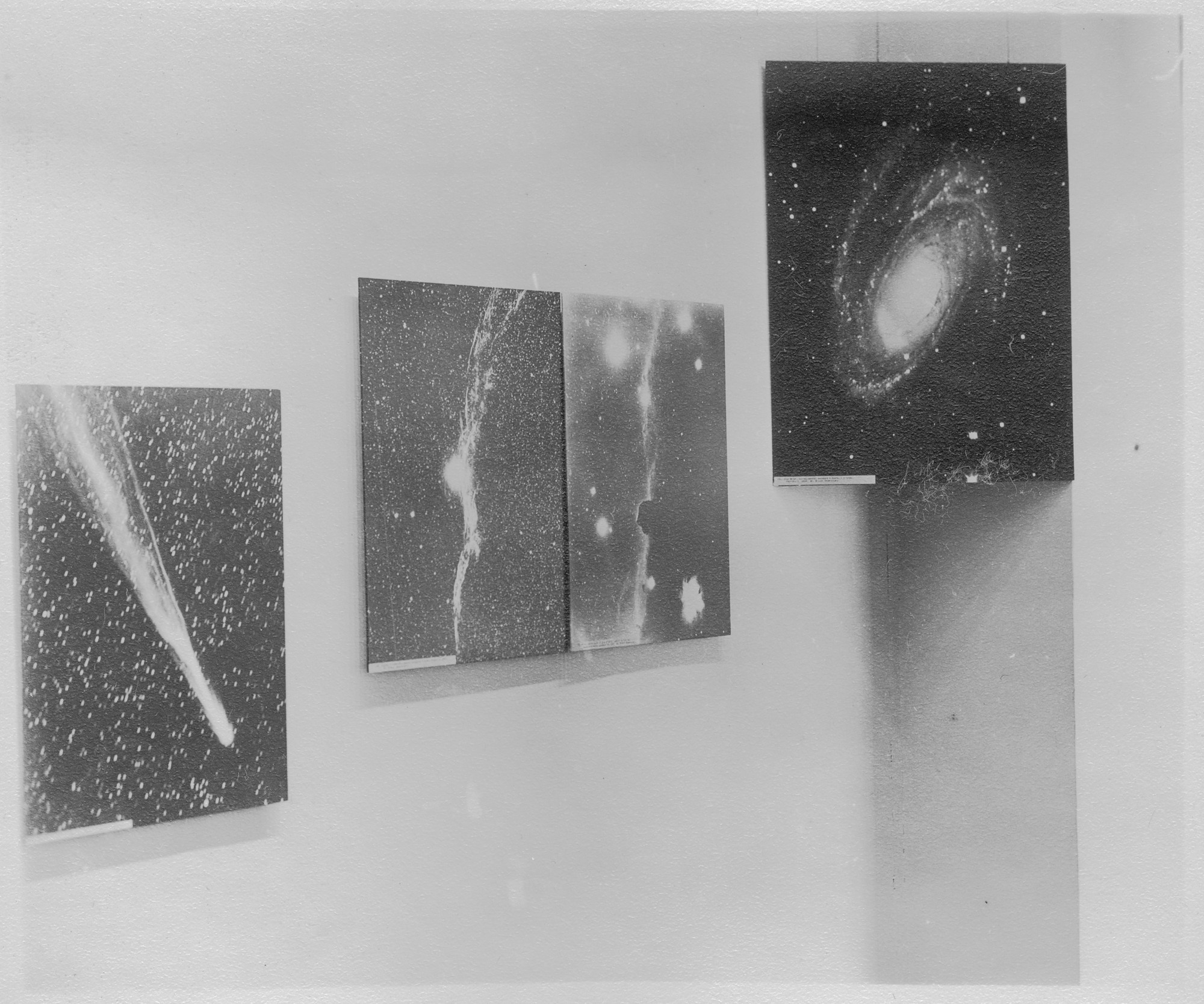 "Installation view of the exhibition, ""Action Photography."" August 18, 1943–September 19, 1943. Photographic Archive. The Museum of Modern Art Archives, New York. IN240.5"