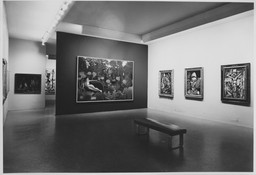 Painting, Sculpture, Prints. May 24–Oct 15, 1944.