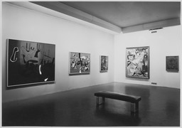 Painting, Sculpture, Prints. May 24–Oct 15, 1944. 2 other works identified