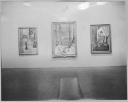 The Museum Collection of Painting and Sculpture. Jun 20, 1945–Feb 13, 1946. 1 other work identified