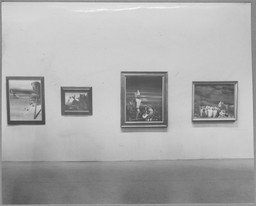 The Museum Collection of Painting and Sculpture. Jun 20, 1945–Feb 13, 1946. 3 other works identified