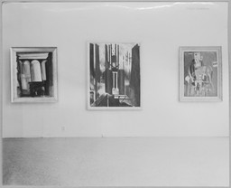 The Museum Collection of Painting and Sculpture. Jun 20, 1945–Feb 13, 1946. 2 other works identified