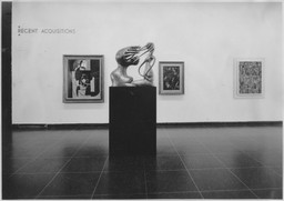 Recent Acquisitions in Painting and Sculpture. Sep 24–Nov 17, 1946. 2 other works identified