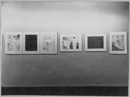 "Recent Acquisitions: 61 Lithographs by Toulouse-Lautrec and 31 Aquatints by Picasso for Buffon's ""Histoire Naturelle"". Nov 19, 1946–Jan 14, 1947. 2 other works identified"