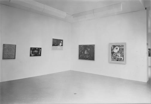 Joan Miró. Dutch Interior (I). Montroig, July-December 1928 | MoMA