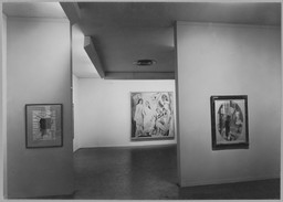 Paintings, Sculpture, and Graphic Arts from the Museum Collection. Jul 2, 1946–Sep 12, 1954.