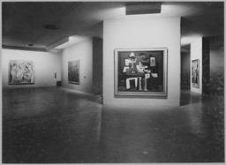 Large-Scale Modern Paintings. Apr 1–May 4, 1947. 1 other work identified